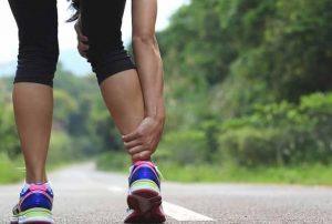 درد پشت ساق پا بعلت آسیب مفصل، مشکلات وریدی و جریان خون